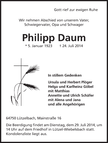 Philipp-Daum
