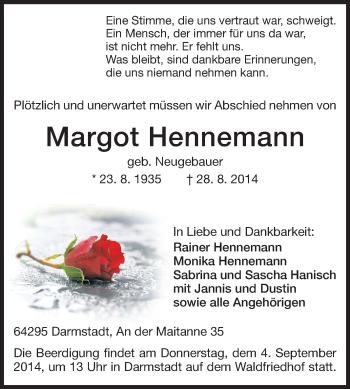Margot-Hennemann