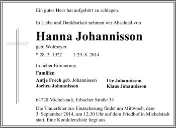 Hanna-Johannisson