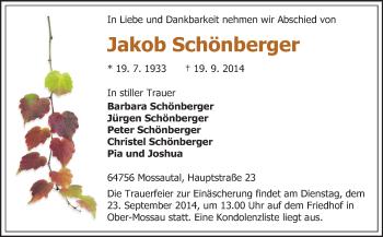 Jakob-Schoenberger
