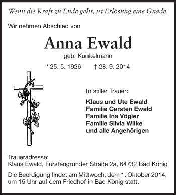 Anna-Ewald