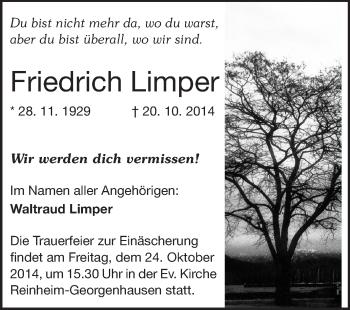 Friedrich-Limper