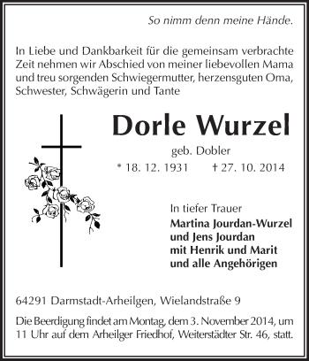 Dorle-Wurzel