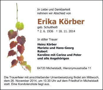 Erika-Koerber