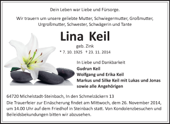 Lina-Keil