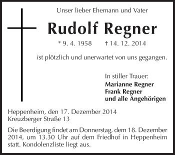 Rudolf-Regner
