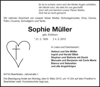 Sophie-Mueller