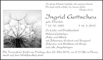 Ingrid-Gottscheu