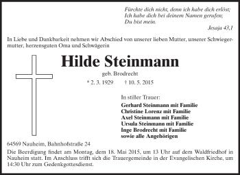 Hilde-Steinmann