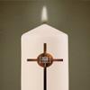 Kerze für Christoph Ahlbach für